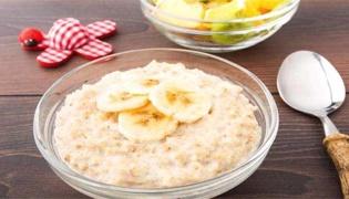 香蕉燕麦的减肥方法