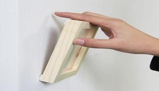 墙上双面胶怎么去除
