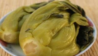 酸菜的腌制方法