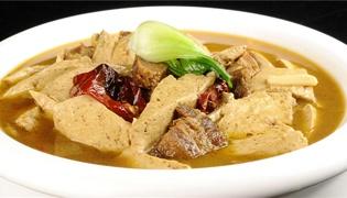 羊肉炖豆腐的营养价值