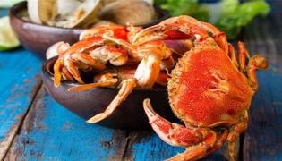 螃蟹能加热吃吗