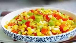 炒玉米的家常做法