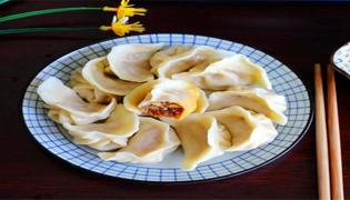 藕丁饺子家常做法