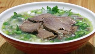 插花牛肉汤和淮南牛肉汤的区别是什么