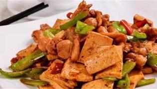 豆腐炒肉怎么做好吃