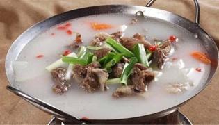羊肉汤怎样炖才好吃