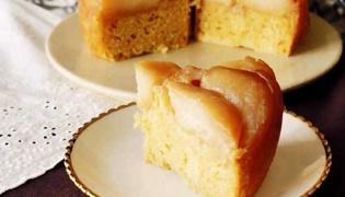 焦糖苹果蛋糕的做法是什么