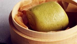 菠菜馒头的做法