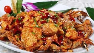 香辣大闸蟹的家常做法是什么
