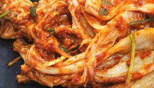做韩国辣白菜用什么料