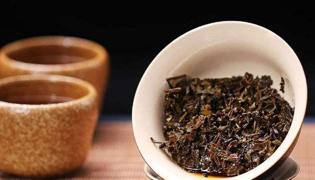 黑茶的正確沖泡方法