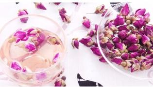 玫瑰花茶的功效與作用