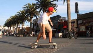 滑板教学Ⅰ:上板技巧