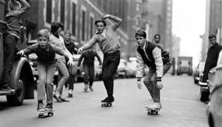 滑板教学Ⅶ:荡板前行