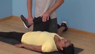 老年人柔韧性练习Ⅷ:骨盆柔韧性练习(双人篇)