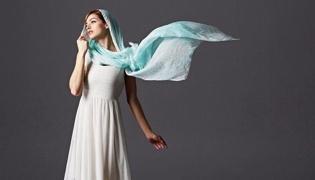 圍巾的各種圍法