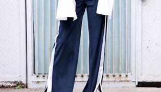 阔腿裤搭配什么鞋