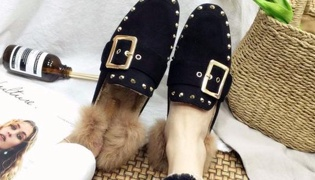 穆勒鞋怎么搭配衣服