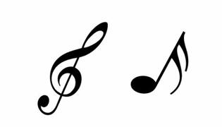 音符怎么画