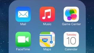 蘋果手機桌面怎么建文件夾