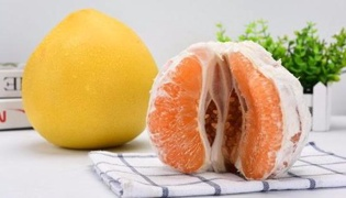 怎么剝柚子皮