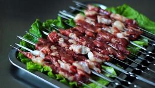 羊肉串的腌制方法