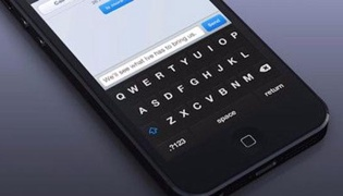 苹果手机打字怎么换行