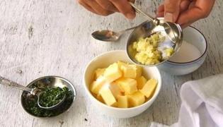 蒜香黄油的做法