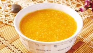 南瓜玉米粥的做法