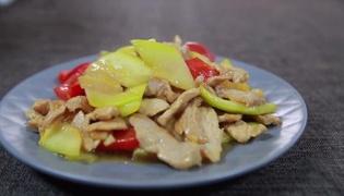 怎样做西葫芦炒肉