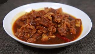 紅燒牛肉的做法