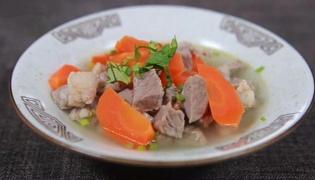 羊肉燉胡蘿卜的做法