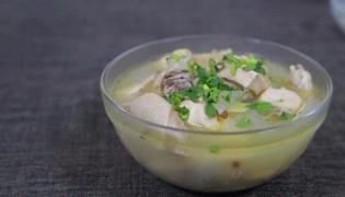 冬瓜燉雞湯的做法
