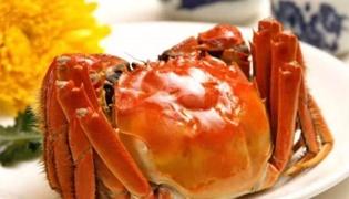 螃蟹與什麼相克