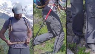 登山远足注意事项Ⅸ:下坡行走