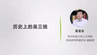 吴三桂是什么人物