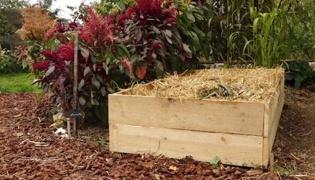 栽培技术:自制种植槽