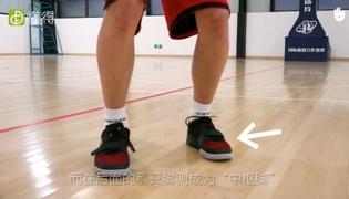 篮球基本动作训练Ⅱ:三威胁姿势