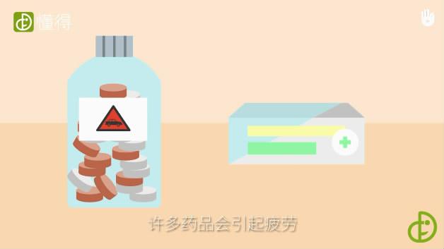 交通安全:驾驶前须知-提前咨询药物是否会引起疲劳