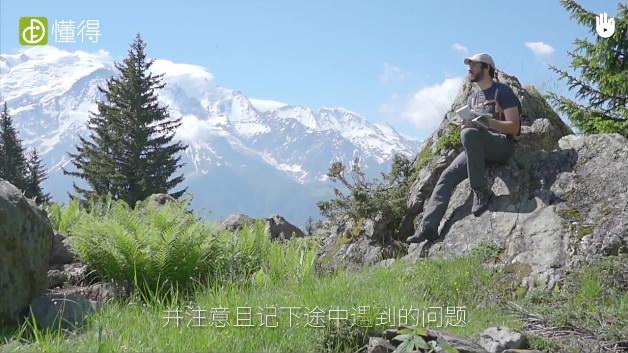 登山远足前的准备工作Ⅸ:体能测试-并注意且记下途中遇到的问题