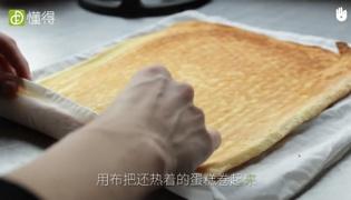 果酱卷的做法