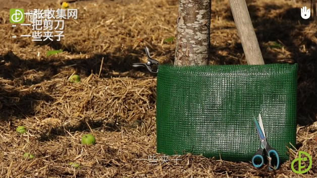 田园收获季:采集苹果-制作采集网需要的工具