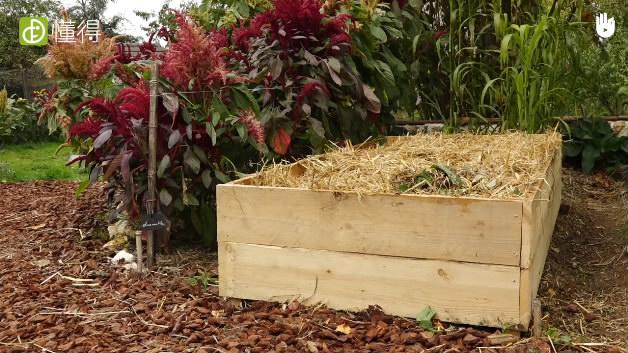 栽培技术:自制种植槽-种植槽完成