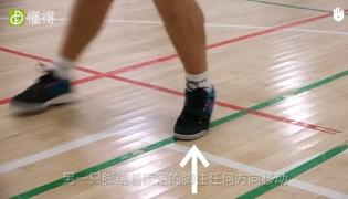 篮球规则Ⅴ: 走步违例